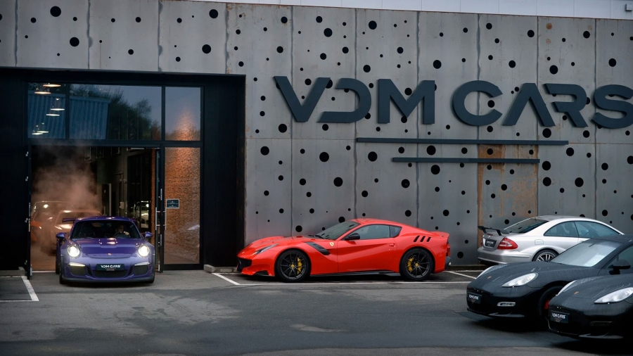 Vdm Cars Exclusive Cars Service Amp Experience