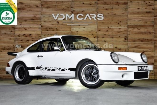 Porsche 911 RSR Neuaufbau