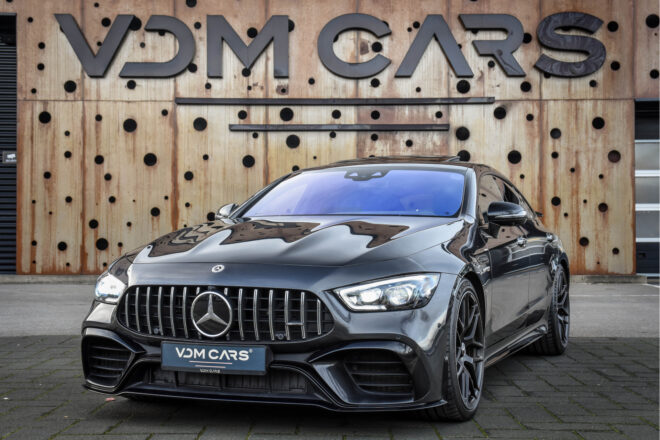 Mercedes-Benz AMG GT 4-Door Coupe